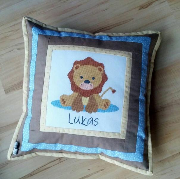 Kissen Lukas