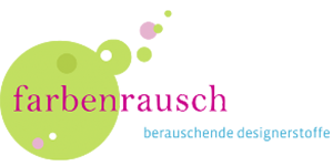 Logo: Farbenrausch | berauschende designerstoffe