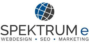 Logo: Spektrum E | Webdesign, SEO und Marketing